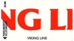 FINLAND - VIKING LINE 30 MK - Finlandia