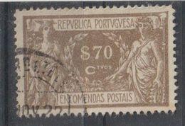 PORTUGAL CE AFINSA ENCOMENDAS POSTAIS 9 - USADO - Pacchi Postali