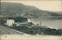 83 LE LAVANDOU /  Plage De Saint Clair / - Le Lavandou