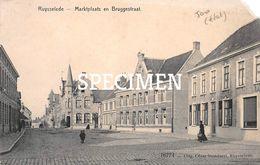 Marktplaats En Bruggestraat - Ruiselede - Ruiselede