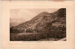 4RY 411. SAINT GERVAIS LES BAINS - VUE GENERALE - Saint-Gervais-les-Bains