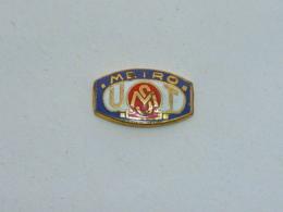 Pin's USMT METRO - Transportation