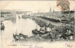 41hth 529 CPA - LA ROCHELLE -VUE GENERALE DU PORT - La Rochelle