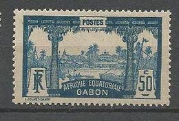 GABON N° 87 GOM COLONIALE  NEUF**  SANS CHARNIERE / MNH - Nuovi