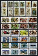 3 Séries Complètes Cabinet De Curiosités, Animaux Du Monde Et Papillons - Gebraucht
