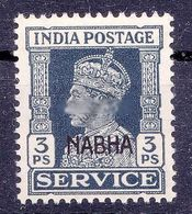 1942 Nabha Mnh - Ohne Zuordnung