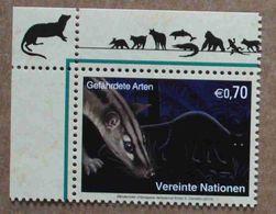 Vi13-01 : Nations-Unies (Vienne) / Protection De La Nature - Civette Palmiste à Bandes Ou Hémigale Zébré - Vienna – International Centre