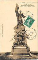 SAINT DIZIER : MONUMENT DU SIEGE - Saint Dizier