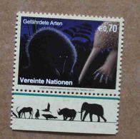 Vi13-01 : Nations-Unies (Vienne) / Protection De La Nature - Echidné à Long Bec (Zaglossus Spp.) - Vienna – International Centre