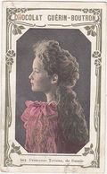 Chromo / CHOCOLAT GUERIN-BOUTRON - 502 - Princesse Tatiana, De Russie - Guérin-Boutron