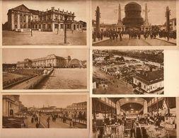 (C).Polonia.Poznan.1926.Fiera Internazionale.Lotto 10 Cartoline.F.to Piccolo (2 Scan) (c20) - Polen