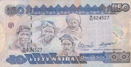 NIGER -  50 Nayra - Niger