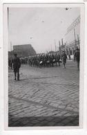 Photo Originale Légion Etrangère Légionnaires MARSEILLE Défilé Clique - Krieg, Militär