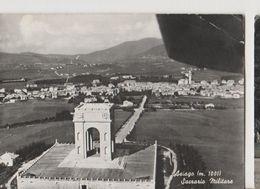 ASIAGO CACRARIO MILITARE PANORAMA.-VIAGGIATA -SI-1966-FG-MT-6667 - Vicenza