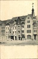 Cp Auerbach Im Vogtland, Louisenstraße, Hermann Crosche - Deutschland