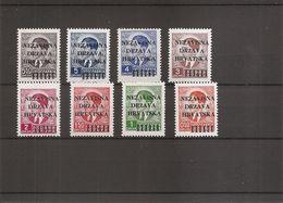 Croatie ( 1/8 XXX -MNH) - Croatie