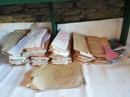 Gros Lot #2 De Documents Annnees 50 A 70 - Matasellos Generales