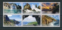 "Pitcairn - Mi.Nr. 957 / 962 - ""Landschaften"" ** / MNH (aus Dem Jahr 2016) - Pitcairn"