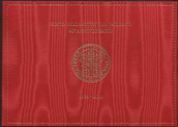 2019 Vaticano, Folder 90° Anniversario Stato Della Città Del Vaticano - Vatikan