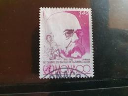 Monaco 1982  Yt ;1333  100 Ans Tuberculose  Oblitere(jv) - Monaco