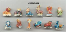 Fèves Série Complète -zodiarama - Charms