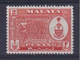 Malaya - Penang: 1960   Pictorial   SG56    2c     MH - Penang