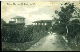RC945 MONTE MARENZO ( S. PAOLO ) M. 454 - Other Cities