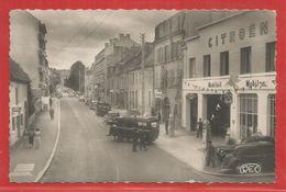 23 - GUERET -  Avenue De La Sénatorie - Garage Chataignoux Citroën Pompe à Essence - Camionnette Corbillard - Guéret