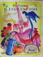 ALBUM IMAGES CHOCOLAT MENIER CONTES De CHARLES PERRAULT COMPLET 1953 - Autres