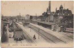 80 AMIENS    La Gare Saint-Roch - Estaciones Con Trenes