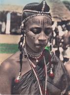 AFRIQUE - CAMEROUN - MEIGANGA  - TYPE DE FEMME M'BOROBO - BERGERS NOMADES - - Cameroun