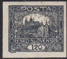 Cecoslovacchia, 1919 - 120h Hradcany At Prague - Nr.36 MNH** - Neufs