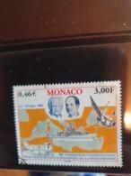 Monaco 2001  Yt   Rainier Et Albert Oblitere(jv) - Monaco