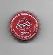BELGIQUE / CAPSULE SODA COCA-COLA - Soda