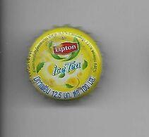 / CAPSULE BIERE LIPTON - Soda