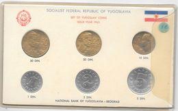 *yugoslavia Set 1963 Ms 2 - Yugoslavia