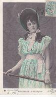 CPA NADAR ,photo D' EMILIENNE D'ALENCON. (1905) - Fotografie