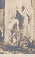SALON 1906 / CHEZ EROS Par COURSELLES DUMONT (NU FEMININ) - Peintures & Tableaux