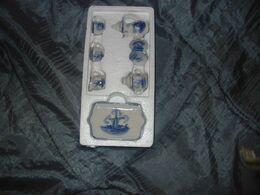 Service à Thé Miniature En Porcelaine - Miniatures