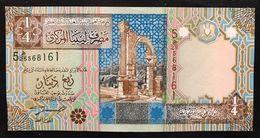 Lybia  LIBIA  1/4 Dinar Spl Lotto 2238 - Libya