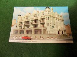 VINTAGE UK SUSSEX: BRIGHTON The Sackville Hotel Colour Elgate - Brighton