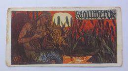 Stollwerck, Gruppe 354, Nr.3,  Album Nr.8, Nixenlied Lockung ♥  - Kaufmanns- Und Zigarettenbilder