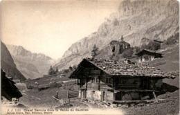 Chalet Bernois Dans La Vallee Du Gasteren (7211) - BE Berne