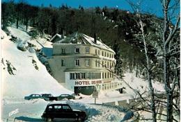 Munster Hôtel Des Roches - Renault 4 - Munster