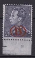 Belgie Plaatnr  Dientzegels YT** 26-31 - ....-1960