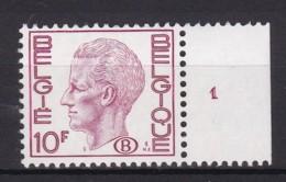 Belgie Plaatnr  Dientzegels YT** 68-71 Epaca - ....-1960
