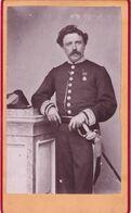 CDV - Militaire - Photo L. Jacobs-Byl, Termonde - Anciennes (Av. 1900)