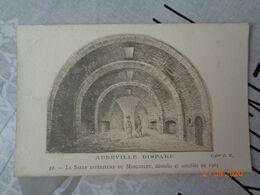ABBEVILLE Disparu : La Salle Intérieure Du MOIGNELET Démolie Et Comblée En 1905,n°42 - Abbeville