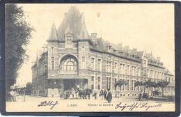 LIÉGE - Hôpital De Baviére  (Feldpost) - Lüttich
