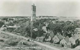 West-Terschelling; Panorama Met Brandaris - Gelopen. (van Leer) - Terschelling
